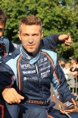 © Octane Photographic 2011. Le Mans Drivers' parade, 10th June 2011. Digital Ref : 0078CB1D1524