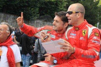 © Octane Photographic 2011. Le Mans Drivers' parade, 10th June 2011. Digital Ref : 0078CB1D1558