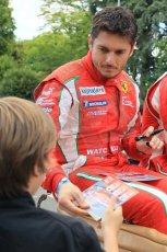 © Octane Photographic 2011. Le Mans Drivers' parade, 10th June 2011. Digital Ref : 0078CB1D1572