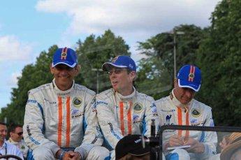 © Octane Photographic 2011. Le Mans Drivers' parade, 10th June 2011. Digital Ref : 0078LW7D5282