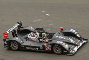 © Octane Photographic 2011. Le Mans finish line and podium - Sunday 11th June 2011. La Sarthe, France. Digital Ref : 0263lw7d8034