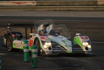 © Octane Photographic 2011. Le Mans Race - Saturday 10th June 2011. La Sarthe, France. Digital Ref : 0112cb7d6486