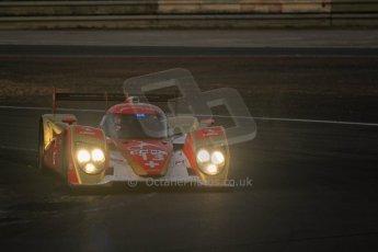 © Octane Photographic 2011. Le Mans Race - Saturday 10th June 2011. La Sarthe, France. Digital Ref : 0112cb7d6536