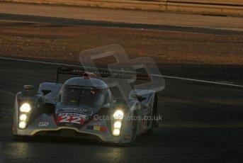 © Octane Photographic 2011. Le Mans Race - Saturday 10th June 2011. La Sarthe, France. Digital Ref : 0112cb7d6776