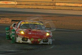 © Octane Photographic 2011. Le Mans Race - Saturday 10th June 2011. La Sarthe, France. Digital Ref : 0112cb7d6834