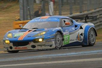 © Octane Photographic 2011. Le Mans Race - Saturday 10th June 2011. La Sarthe, France. Digital Ref : 0112cb7d7243
