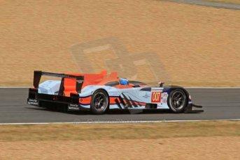 © Octane Photographic 2011. Le Mans Race - Saturday 10th June 2011. La Sarthe, France. Digital Ref : 0112LW7D5706