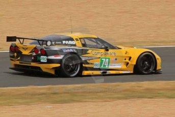 © Octane Photographic 2011. Le Mans Race - Saturday 10th June 2011. La Sarthe, France. Digital Ref : 0112LW7D5740