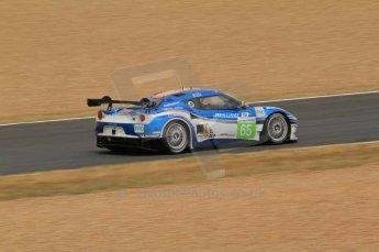 © Octane Photographic 2011. Le Mans Race - Saturday 10th June 2011. La Sarthe, France. Digital Ref : 0112LW7D5816