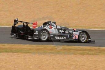 © Octane Photographic 2011. Le Mans Race - Saturday 10th June 2011. La Sarthe, France. Digital Ref : 0112LW7D5830