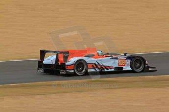 © Octane Photographic 2011. Le Mans Race - Saturday 10th June 2011. La Sarthe, France. Digital Ref : 0112LW7D6120