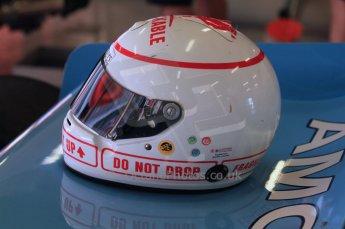 © Octane Photographic Ltd. 2011 Masters Racing Espiritu de Montjuic, April 8th 2011. Grand Prix masters, Historic Formula 1 racing. Digital Ref : 0042CB1D0384