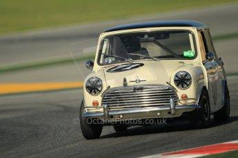 © Octane Photographic Ltd. 2011 Masters Racing Espiritu de Montjuic, April 8th 2011. Pre-1966 Touring Cars. Digital Ref : 0041CB1D0391