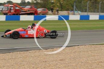 © Octane Photographic 2011 – Formula Ford - Donington Park - Race 2. 25th September 2011. Digital Ref : 0187lw1d7487