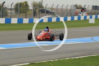 © Octane Photographic 2011 – Formula Ford - Donington Park - Race 2. 25th September 2011. Digital Ref : 0187lw1d7704