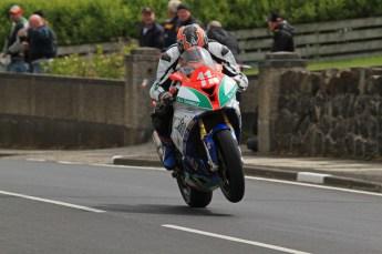© Octane Photographic Ltd 2011. NW200 Thursday 19th May 2011. Stephen Thompson, BMW - T & R Motorsport. Digital Ref : LW7D2788