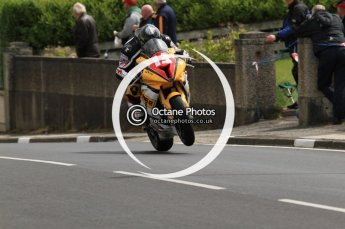© Octane Photographic Ltd 2011. NW200 Thursday 19th May 2011. Adrian Archibald, BMW - AMA Racing. Digital Ref : LW7D2801