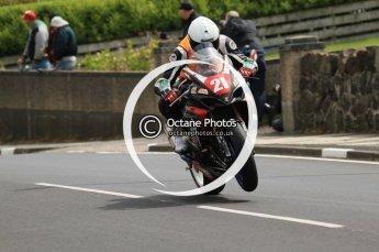 © Octane Photographic Ltd 2011. NW200 Thursday 19th May 2011. Jamie Hamilton, Kawasaki - Bushmills Inn CW Racing. Digital Ref : LW7D2865