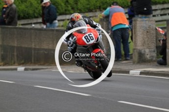 © Octane Photographic Ltd 2011. NW200 Thursday 19th May 2011. Cameron Donald, Honda - Wilson Craig Racing. Digital Ref : LW7D3030