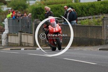 © Octane Photographic Ltd 2011. NW200 Thursday 19th May 2011. Paul Cranston, Honda - Loughrin Racing. Digital Ref : LW7D3055