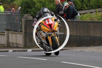 © Octane Photographic Ltd 2011. NW200 Thursday 19th May 2011. Adrian Archibald, BMW - AMA Racing. Digital Ref : LW7D3153