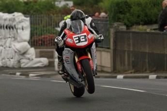 © Octane Photographic Ltd 2011. NW200 Thursday 19th May 2011. Adrian Clark, Honda - BHR Racing. Digital Ref : LW7D3230