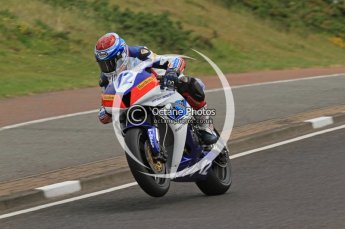 © Octane Photographic Ltd 2011. NW200 Thursday 19th May 2011. Gary Johnson, Honda - East Coast Racing. Digital Ref : LW7D2285