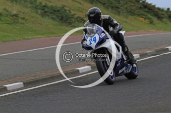 © Octane Photographic Ltd 2011. NW200 Thursday 19th May 2011. John Hildreth, Suzuki. Digital Ref : LW7D2429