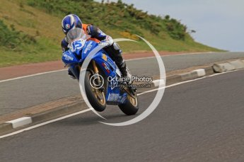 © Octane Photographic Ltd 2011. NW200 Thursday 19th May 2011. Kirk Jamison, Yamaha - Marie Curie Cancer Care. Digital Ref : LW7D2760