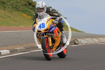 © Octane Photographic Ltd 2011. NW200 Thursday 19th May 2011. William Cowden, Suzuki - PRF Racing. Digital Ref : LW7D2765