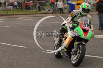 © Octane Photographic 2011. NW200, 17th May 2011 Superbike practice. Paul Owen, Kawasaki - Speedycom.co.uk. Digital ref : LW7D9652