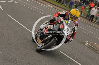 © Octane Photographic 2011. NW200, 17th May 2011 Superbike practice. John Burrows, Suzuki - Cookstown BE Racing. Digital ref : LW7D9817