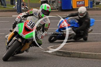 © Octane Photographic 2011. NW200, 17th May 2011 Superbike practice. Paul Owen Kawasaki - Speedycom.co.uk. Digital ref : LW7D9842