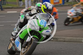 © Octane Photographic 2011. NW200, 17th May 2011 Supersport practice. Michael Sweeney, Yamaha - Greenclean Racing. Digital ref : LW7D1039