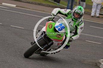 © Octane Photographic 2011. NW200, 17th May 2011 Supersport practice. Robert Wilson, Kawasaki - Stoddart Racing. Digital ref : LW7D1168