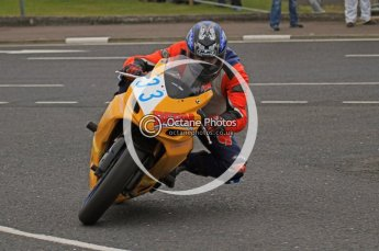 © Octane Photographic 2011. NW200, 17th May 2011 Supersport practice. Sandy Berwick, Suzuki - Team Berm Racing. Digital ref : LW7D1305