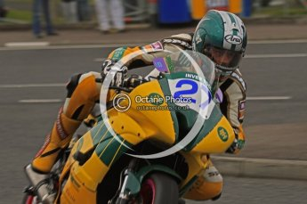 © Octane Photographic 2011. NW200, 17th May 2011 Supersport practice. James McCann, Yamaha - Inver Tool Hire. Digital ref : LW7D1351