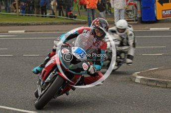 © Octane Photographic 2011. NW200, 17th May 2011 Supersport practice. Conor Cummins, Kawasaki - McAdoo Kawasaki Racing. Digital ref : LW7D1406