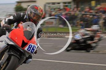 © Octane Photographic 2011. NW200, 17th May 2011 Supersport practice. Cameron Donald, Honda - Wilson Craig Racing. Digital ref : LW7D1444