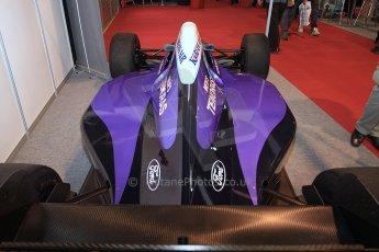 World © Octane Photographic Ltd. Race Retro 25th February 2011. Historic F1 cars. Domenico Schiattarella Simtek S951. Digital Ref : 0644cb40d5702