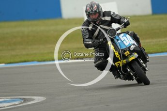 © Octane Photographic Ltd. Superstars meeting, Donington Park, Sunday 19th June 2011. All Heat/Replay British Scooter Championship. Digital Ref : 0080CB1D5122
