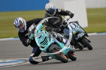 © Octane Photographic Ltd. Superstars meeting, Donington Park, Sunday 19th June 2011. All Heat/Replay British Scooter Championship. Digital Ref : 0080CB1D5229