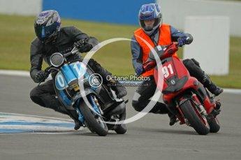 © Octane Photographic Ltd. Superstars meeting, Donington Park, Sunday 19th June 2011. All Heat/Replay British Scooter Championship. Digital Ref : 0080CB1D5245