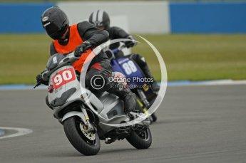© Octane Photographic Ltd. Superstars meeting, Donington Park, Sunday 19th June 2011. All Heat/Replay British Scooter Championship. Digital Ref : 0080CB1D5277