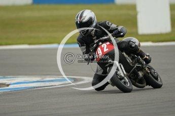 © Octane Photographic Ltd. Superstars meeting, Donington Park, Sunday 19th June 2011. All Heat/Replay British Scooter Championship. Digital Ref : 0080CB1D5287