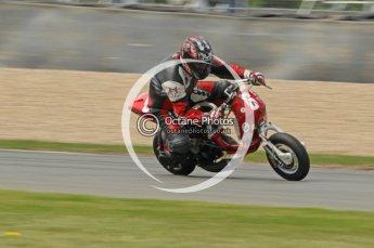 © Octane Photographic Ltd. Superstars meeting, Donington Park, Sunday 19th June 2011. All Heat/Replay British Scooter Championship. Digital Ref : 0080CB1D5790