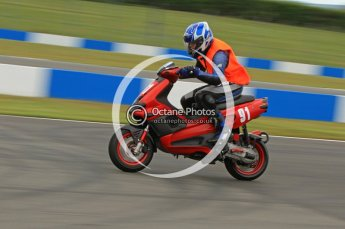© Octane Photographic Ltd. Superstars meeting, Donington Park, Sunday 19th June 2011. All Heat/Replay British Scooter Championship. Digital Ref : 0080CB7D5106