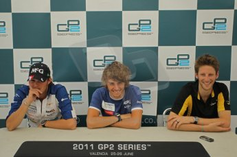 © Octane Photographic Ltd. 2011. European Formula1 GP, Friday 24th June 2011. GP2 Qualifying. Digital Ref:  0084CB1D7482