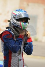 © Octane Photographic Ltd. 2011. European Formula1 GP - Valencia, Saturday 25th June 2011. GP3 Qualifying drivers holding area. Digital Ref:  0088CB1D7593