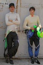 © Octane Photographic Ltd. 2011. European Formula1 GP, Saturday 25th June 2011. GP2 Race 1. Christian Vietoris - Racing Engineering, Kevin Mirocha - Ocean Racing Technology. Digital Ref:  0085CB1D7712
